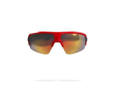 Impulse Sport Glasses - Glossy Red  - BSG-62-RE-NS