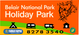 Belair National Park Holiday Park