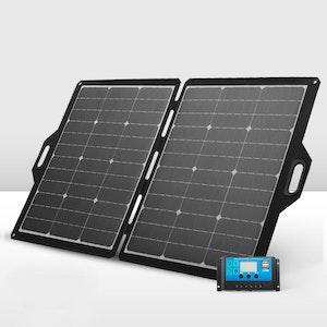 120W 12V Mono Folding Solar Panel Blanket