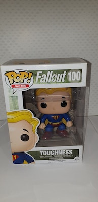 Toughness Pop vinyl from Fallout