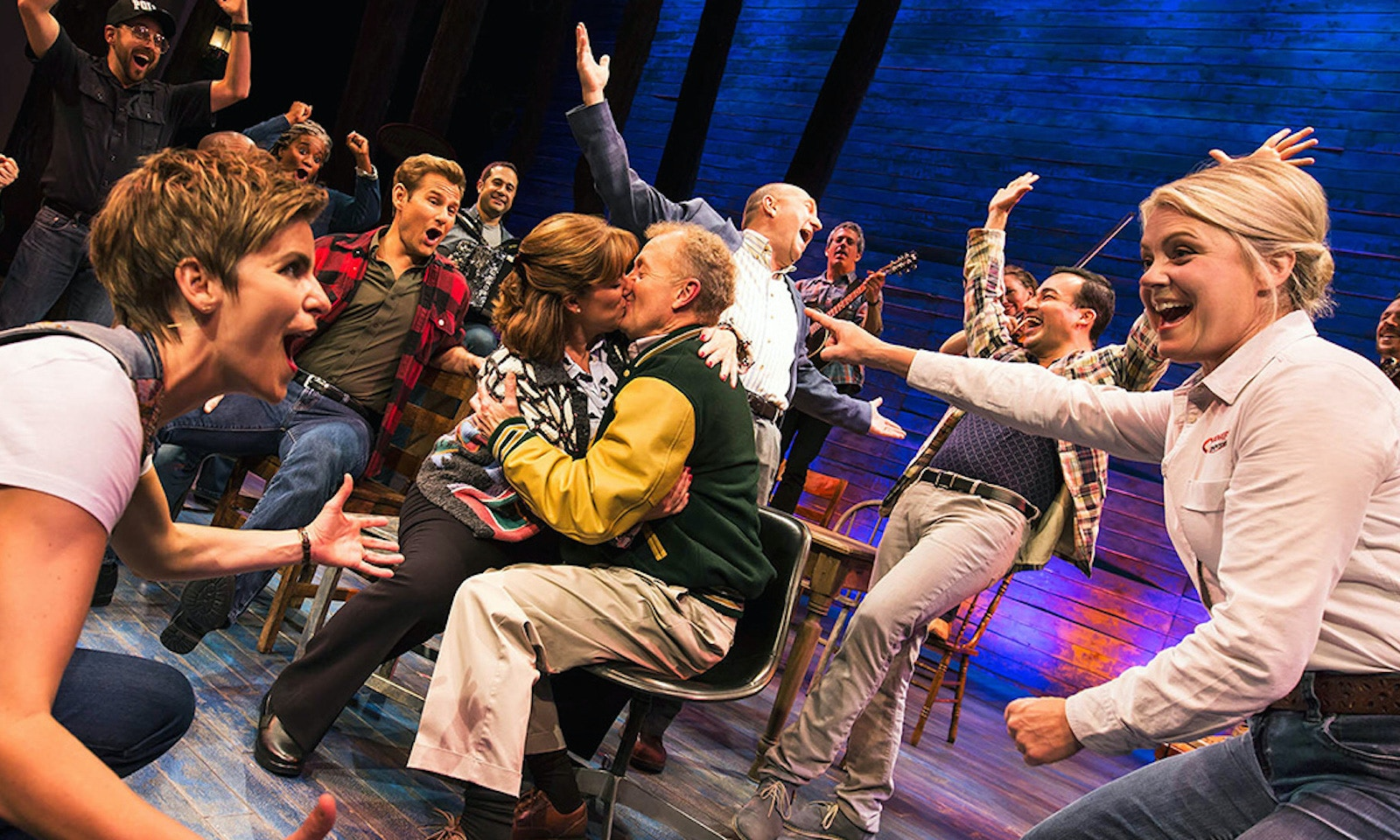 Come From Away - A Breathtaking True Story
