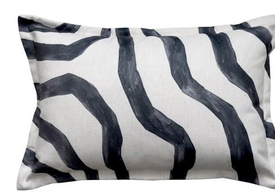 Cushion Ebony Charcoal
