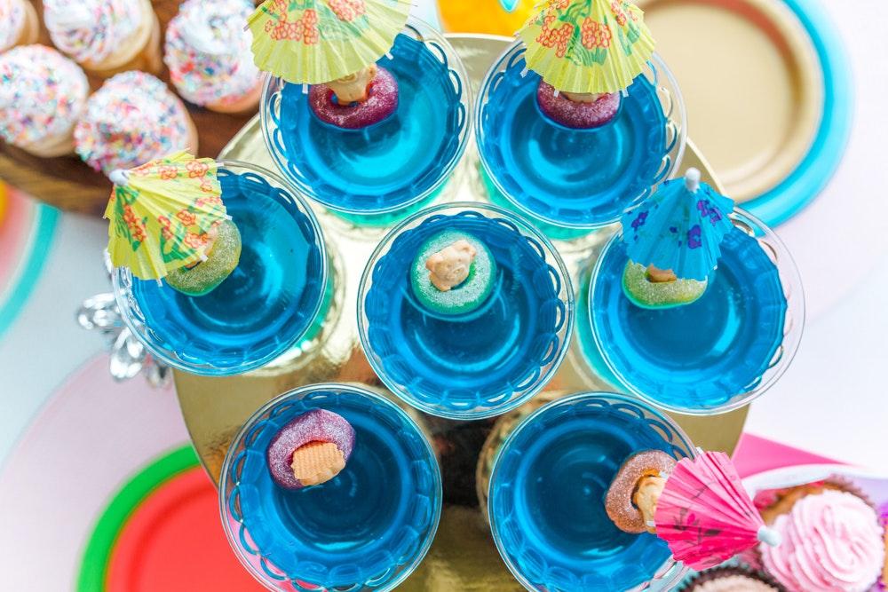 kids birthday party LENZO