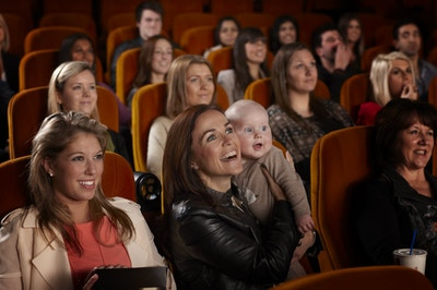 Village Cinemas Baby Friendly Sessions