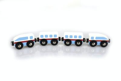Tooky Toy BULLET TRAIN SET