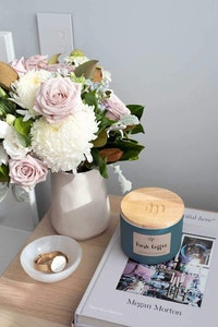 Fresh Coffee Canister Candle