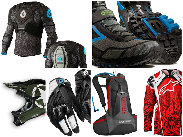 Mountain Bike Apparel
