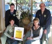 Ballarat Goldfields Holiday Park enters Hall of Fame