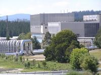 Thermal power station Taupo