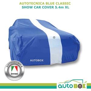 Blue XL Show Car Cover Indoor Dust Classic Ford Falcon XW XY XA XB XC XD XE 5.4m