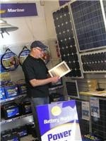Portable solar power works best in camp in full sun Battery World tells GoSee