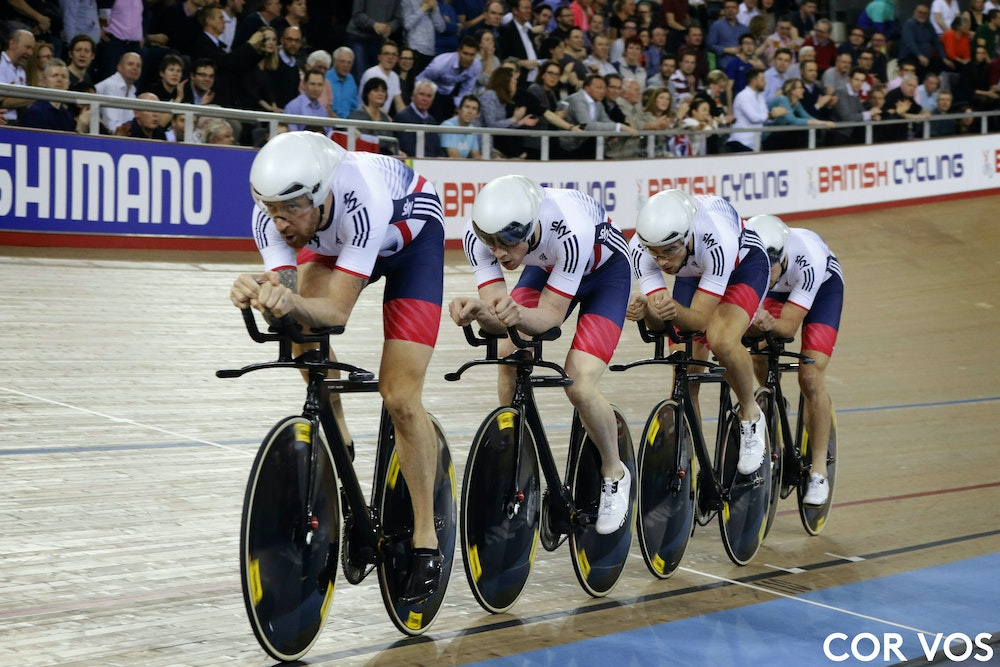 Guide to Track Cycling at the Olympics 2017 BikeExchange bank teams pursuit