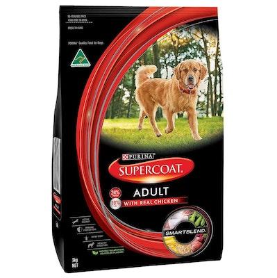 Supercoat Smartblend Adult Chicken Dry Dog Food