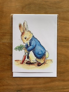 Peter Rabbit Card -3