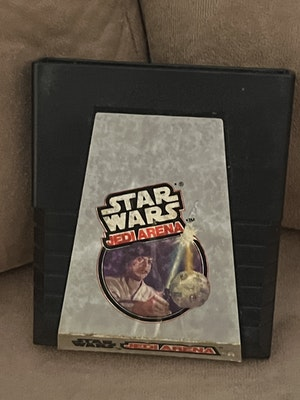 Atari 2600 Jedi Arena Cart