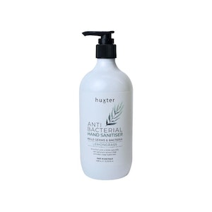Huxter - Hand Sanitiser 500ml - Lemongrass