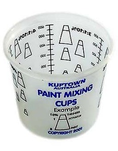 Mixing Cups 750ml - Box Of 250