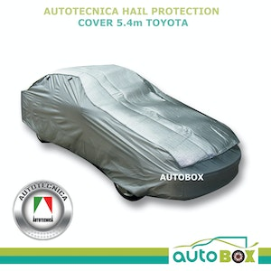 Car Hail Stone Storm Protection Cover XL 4WD to 5.4metre fit Toyota Landcruiser
