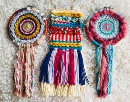 Dream Catcher Circular Weaving Kits & Full Weaving Kit