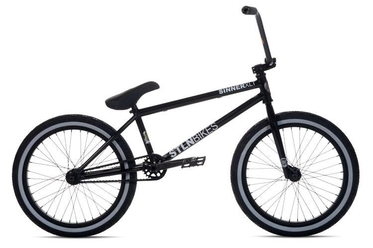 Sinner XLT 2016, Freestyle BMXs