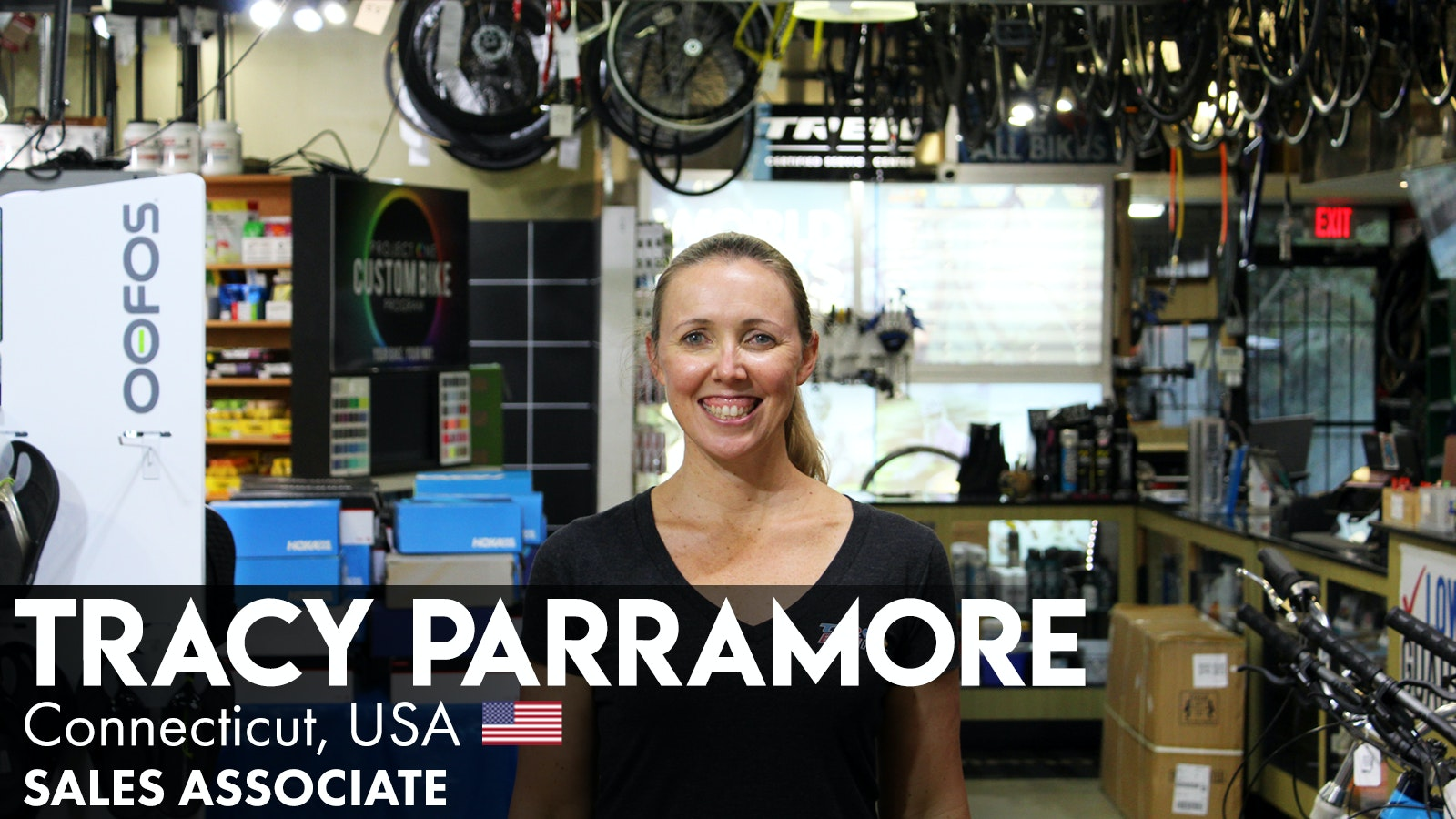 Tracy Parramore