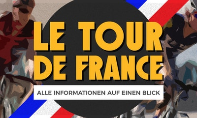 Der ultimative Guide zur Tour de France