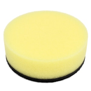 "APAC  Firm Foam Polish Pad 3"""