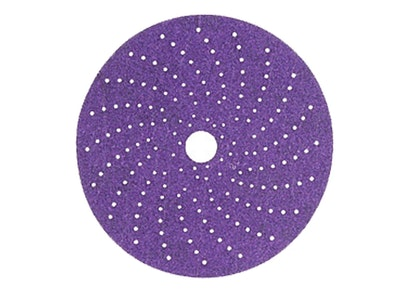 3M Cubitron II Clean Sanding Discs 80 to 400 Grits - Packs of 50