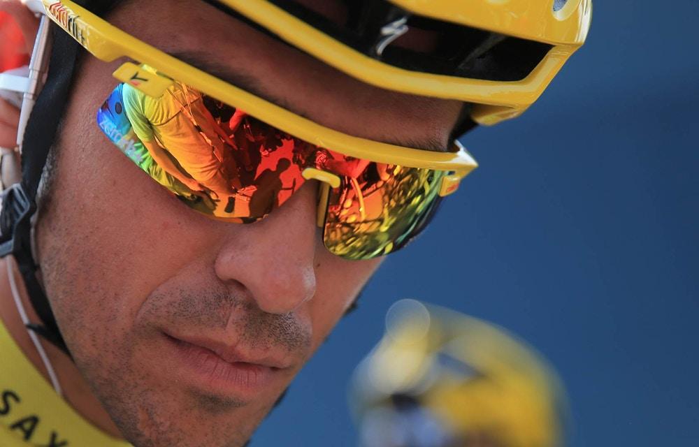 Contador No Longer a Contender
