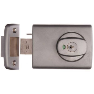 Lockwood Double Cylinder Deadlatch For Open Out Doors 0014K1SC