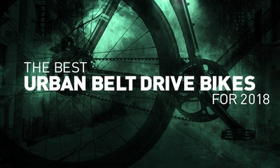 The Best Urban Belt Drive Bikes for 2018