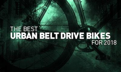 Best Urban Belt Drive Bikes for 2018