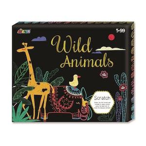 Avenir - Scratch - Wild Animals Box Set