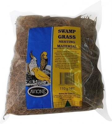 AVIONé Avione Large Swamp Grass For Finches & Canaries 110g