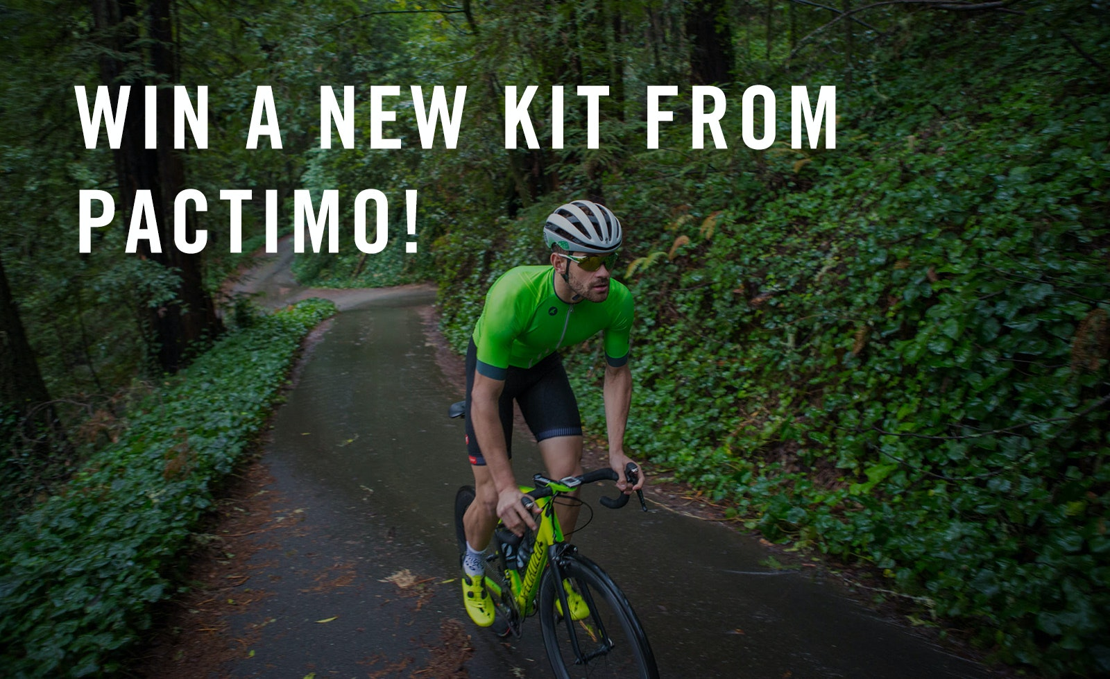 Win a Pactimo Cycling Kit!