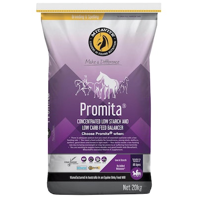 Mitavite Promita Concentrated Low Starch & Low Carb Feed Balancer 20kg