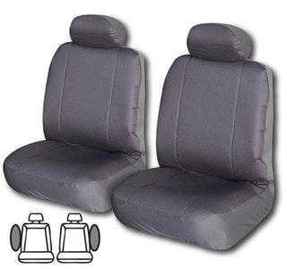 Challenger Universal Front Seat Cover 30/35 | Grey