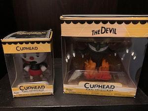 Cuphead & The Devil Vinyl Figure Set (VAULTED)