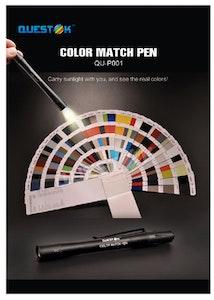 Colour Matching Pen