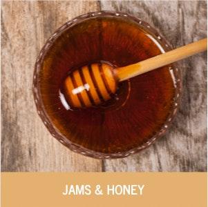 Jams and Honey Category