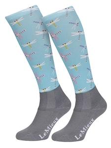 Lemieux Footsie Socks Junior