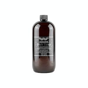 Euclove Dish Wash Soap Liquid, 1L refill