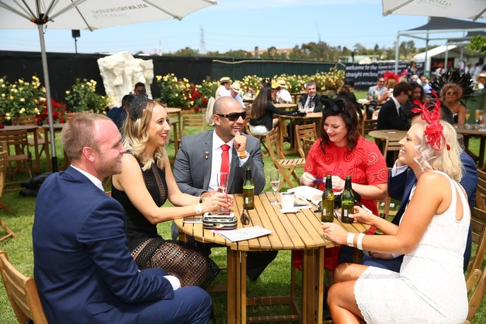 Entertaining during the Spring Racing Carnival