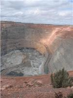 Kalgoorlie Super Pit is  jaw droppingly huge