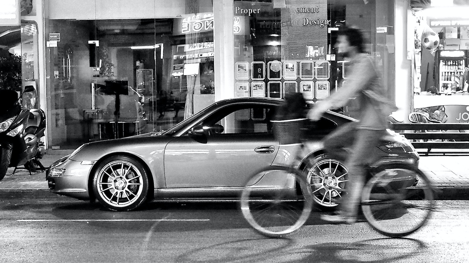 Do cyclists make better drivers?