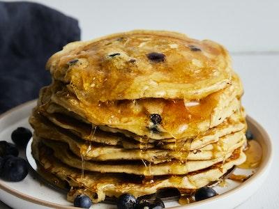 Chefs Eat Breakfast Blueberry Pancake Bake At Home Pack