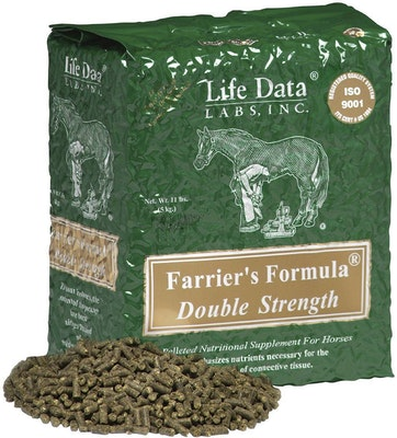Life Data Farriers Formula Double Strength Horses Hoof Supplement 5kg
