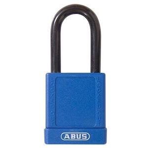 ABUS Safety Lockout Padlock-Blue LOTO