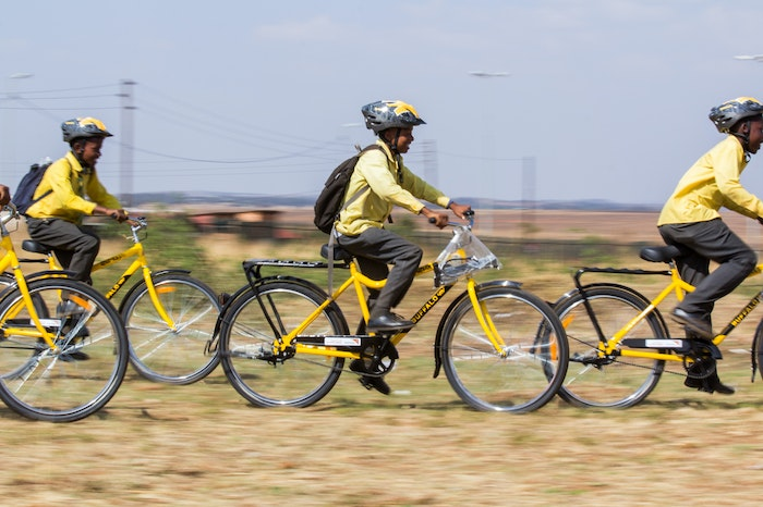 Qhubeka BEEP Orange Farm Partner Use S3