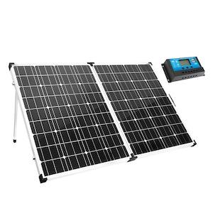 ATEM POWER ATEM POWER 250W Folding Solar Panel Kit